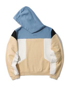 Susane colour block hoodie
