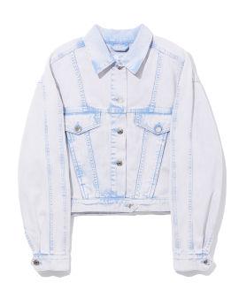 Mala faded denim jacket
