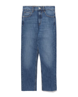 Hypnosis faded jeans