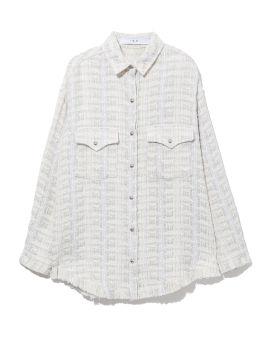 Tweed shirt