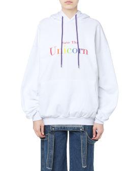 Save The Unicorn hoodie