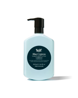 Leif Products - Blue Cypress Conditioner with Lemon Scented Tea Tree 500ml