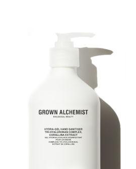 Grown Alchemist - Hydra-Gel Hand Sanitiser - Tri-Hyaluronan & Corallina Extract  500ml