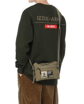 Army Ursus Label shoulder bag