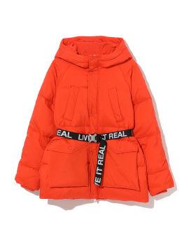 izzuextreme belted jacket