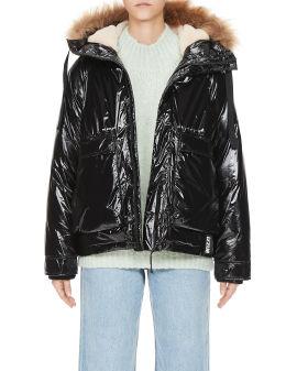 Gloss Racoon down jacket