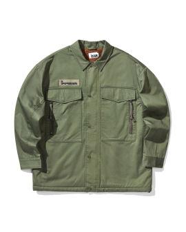 Pocketed jacket