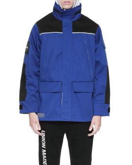 Reflective piping coat