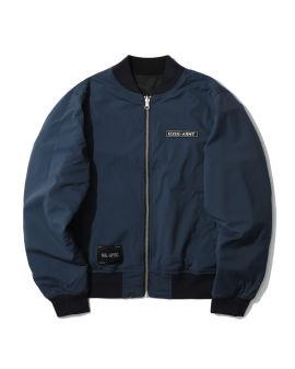 Reversible MA-1 bomber jacket