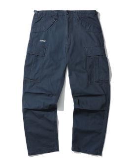 NHIZ logo cargo pants