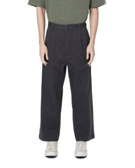 Label chino pants