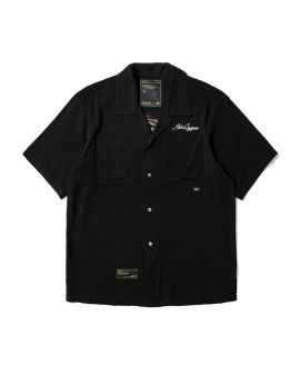 Tiger embroidery shirt