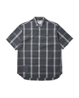 Poplid plaid shirt