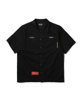 Army patch shirt