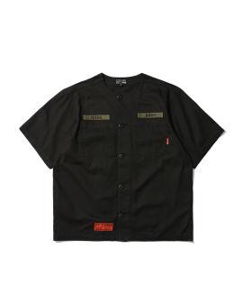 Label patch shirt