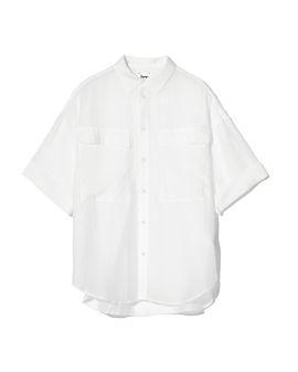 Sheer worker shirt