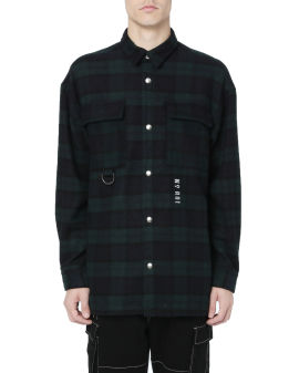 Checker shirt