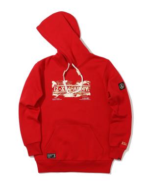 Army foil hoodie
