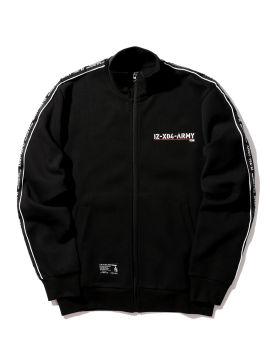 Logo tape track jacket