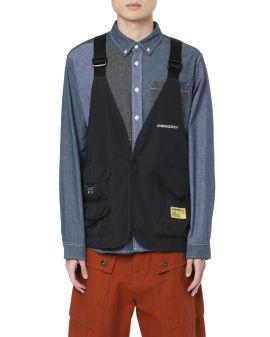 X NEIGHBORHOOD Cargo vest