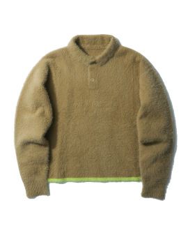 Neve knit polo shirt