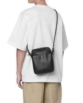 Vision knot crossbody bag