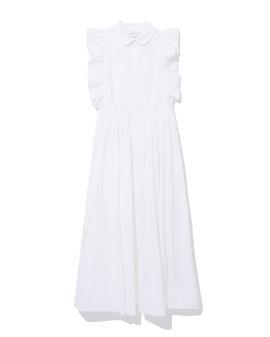 Willow cotton midi dress