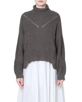 Mercy cotton cashmere sweater