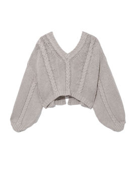 Bethany cropped sweater