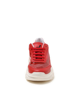 Zenith panelled sneakers
