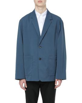 Patch pocket blazer