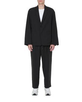 Blazer and pants set