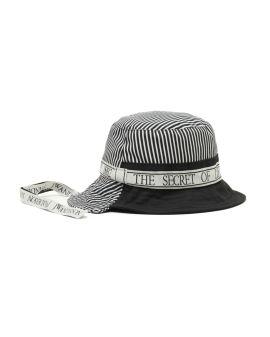Panelled hat