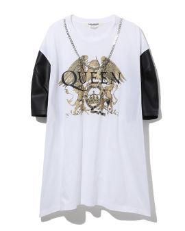 Queen panelled top