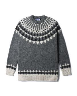 X Comme des Garçons knit sweater