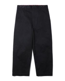 X Comme des Garçons cropped pants