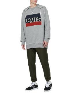 X Levi's® contrast stitch pants