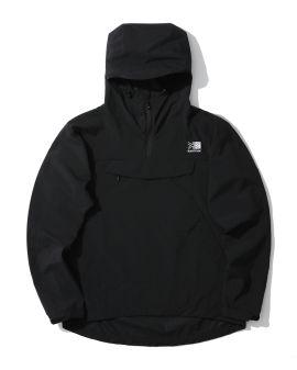 Half-zip jacket