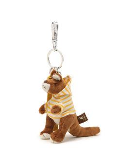 Kangaroo pendant keychain
