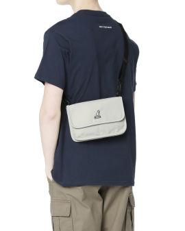 Crossbody flap bag