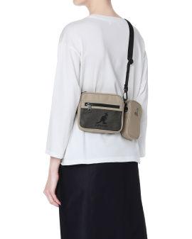 Two-piece waist bag