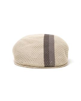 Mesh stripe 504 cap