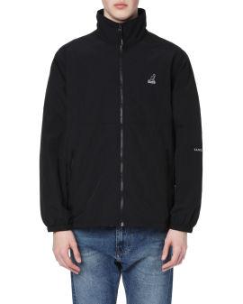 Logo zip lightweight jacket
