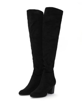 Kneelength boots