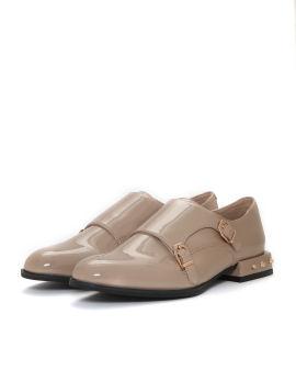 Studded monkstrap shoes