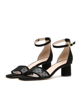 Net sandals