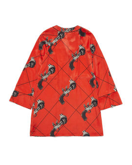 Guns VI min pyjama dress