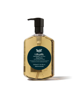 Lillypilly Hand Wash with Eucalyptus and Tea Tree 500ml