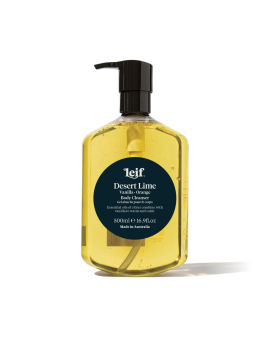 Desert Lime Body Cleanser with Vanilla and Orange 500ml