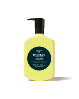 Desert Lime Body Lotion with Vanilla and Orange 500ml